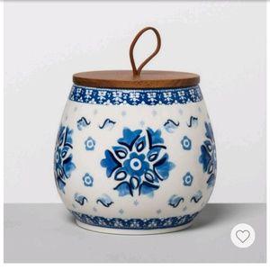 Opalhouse Ceramic Canister